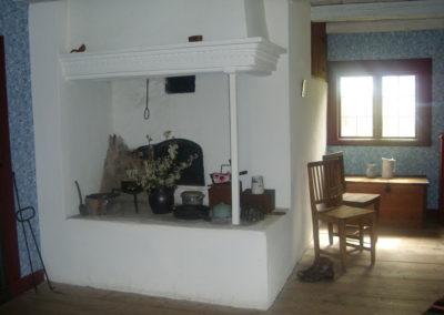 kök från Per Henrik Lings födelsehem